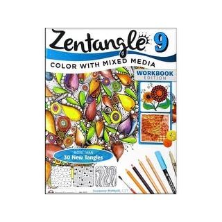 Design Originals Zentangle 9 Bk