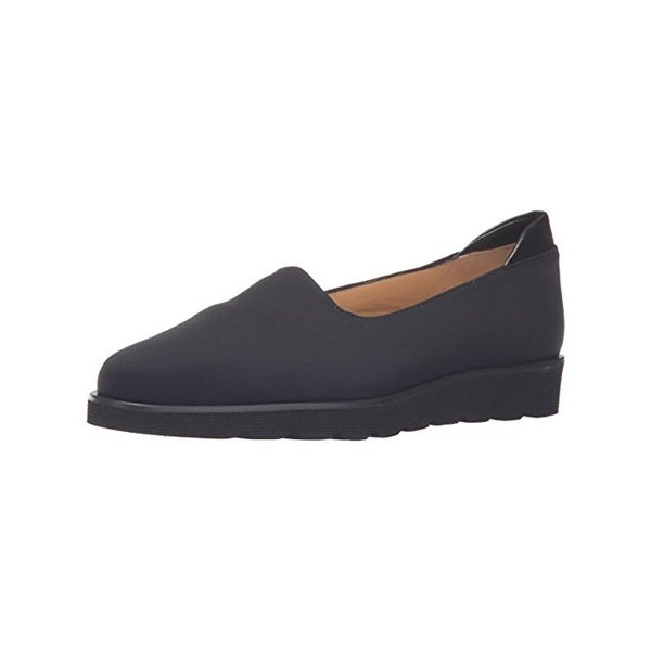 Amalfi by Rangoni Womens Loredana/Tes Loafers Flat Almond Toe
