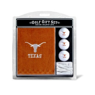 University of Texas Embroidered Towel Gift Set