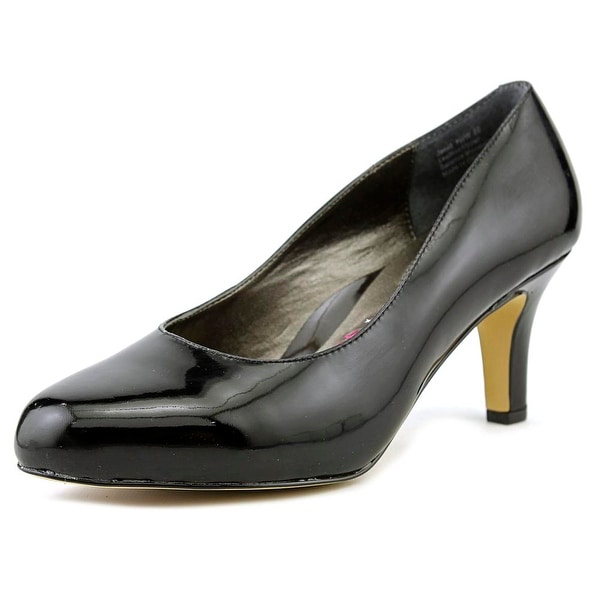 Ros Hommerson Janet Women WW Round Toe Patent Leather Heels