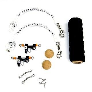 Tigress Economy Rigging Kit - Black Nylon