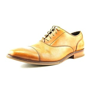 Cole Haan Williams Cpt. II Men Cap Toe Leather Oxford