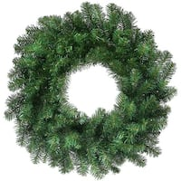 "Hudson Valley Wreath 24"" 150 Tips-"