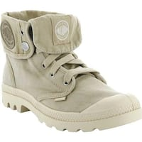 Palladium Women's Baggy Canvas Sahara/Ecru