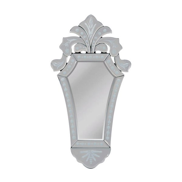 """Mirror Masters MG3372 Berdine 11"""" Specialty Mirror with Decorative Frame - N/A"""