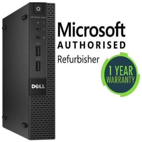 Dell 9020 MDT, intel i3 4160T 3.1GHz, 8GB, 240GB SSD, W10 Pro