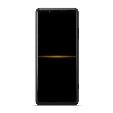 Sony Xperia PRO with 5G mmWave & 5G Sub-6 for High-Speed Data Transfer - Black