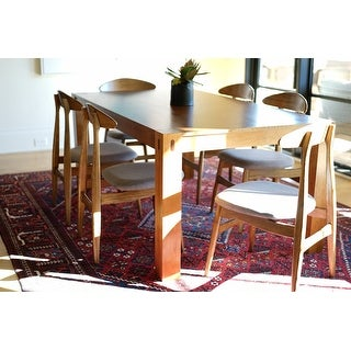 Link to Bethley Solid Wood Dining Table Similar Items in Dining Room & Bar Furniture