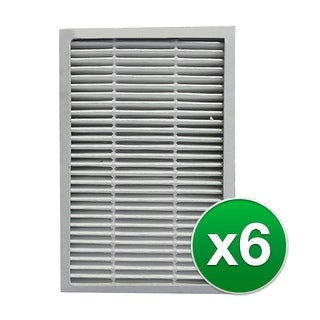 Replacement Vacuum Filter for Kenmore 20112 Vacuum Model - 6 Pack