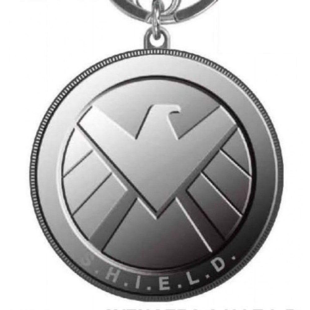 Avengers S.h.i.e.l.d Pewter Key Ring Marvel