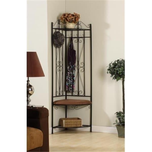 Inroom Furniture Design M02 Corner Hallway Bench