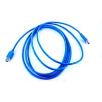 USB 3.0 Male to Female Passive Extension Cable, 6 ft