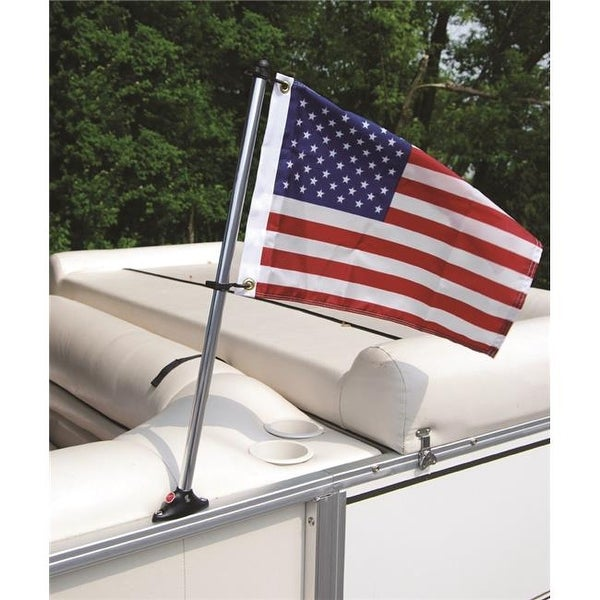 Shop Taylor Made Products 921 24 In Pole Pontoon Flag Socket With