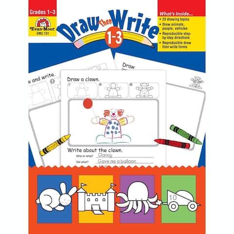 Draw Then Write Gr 1-3