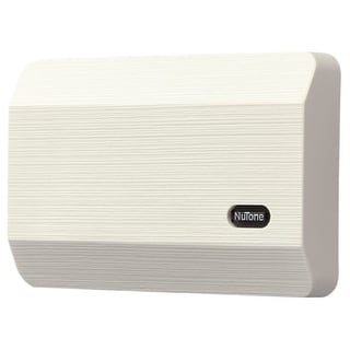 NuTone SLA11 Two-Note Textured Musical Door Chime with One-Note Second Door Chime (Single)