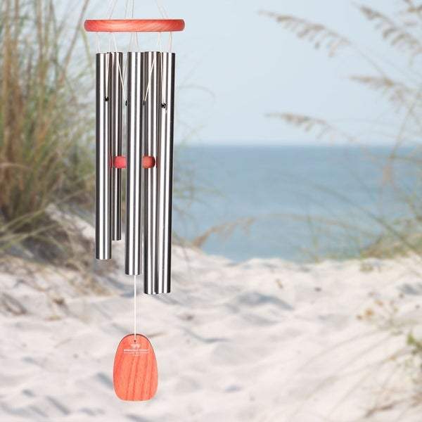 Woodstock 24 Inch Beachcomber Chime Bright Blush