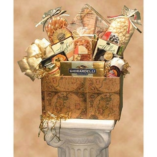 Link to Classic Globe Gift Box Medium Similar Items in Unique Gift Baskets & Sets