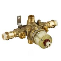 American Standard R119SS Pressure Balance Rough Valve Body Only with Screwdriver Stops and CPVC Inlets/Outlets
