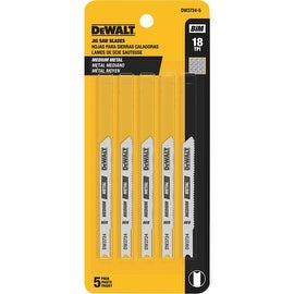 "DeWalt 3"" 18T Mtl Jigsaw Blade"