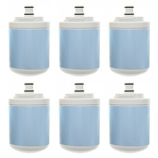 Replacement Maytag MZD2766GEB Refrigerator Water Filter (6 Pack)