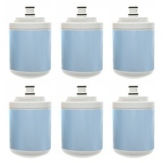 Replacement Maytag MZD2766GEW Refrigerator Water Filter (6 Pack)