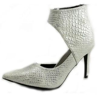 Michael Antonio Janine Women Pointed Toe Synthetic Heels