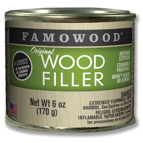 Shop Famowood Wood Filler 6 Oz Free Shipping Orders