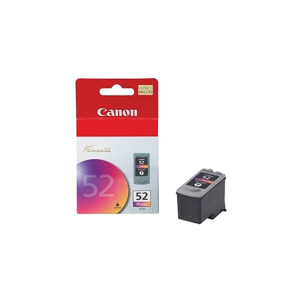 Canon CL-52 Photo Ink Cartridge CL-52 Photo Ink Cartridge