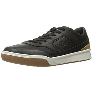 Lacoste Mens Leather Fashion Sneakers - 13 medium (d)