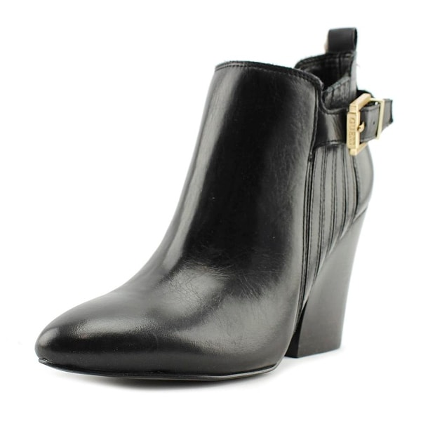 Guess Nicolo Women Black Boots