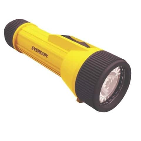 Eveready EVINL25S Industrial 2D LED Flashlight