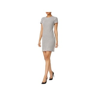 Calvin Klein Womens Petites Wear to Work Dress Casual Mini
