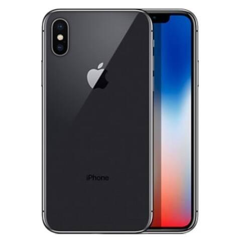 Apple iPhone X 64gb Gray Unlocked Refurbished