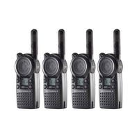 Motorola CLS1110 (4 Pack) Professional 2-Way Radio / 2 Mile Range