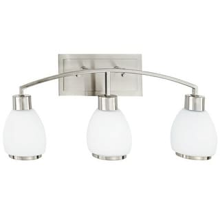 "Park Harbor PHVL2243 Osbourne 25"" Wide 3 Light Bathroom Fixture"
