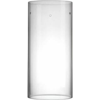 """Volume Lighting GS-407 9"""" Height Clear Glass Cylindrical Shade"""