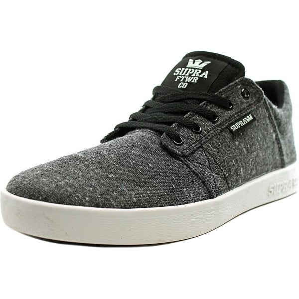 8ba6e147f268 Shop Supra Kids Westway Round Toe Canvas Sneakers - Free Shipping On ...