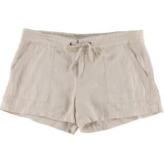 Joie Womens Casual Shorts Linen Lightweight