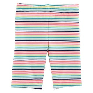 Carters Baby Girls Fruity Tumbling Shorts 12 Months Blue