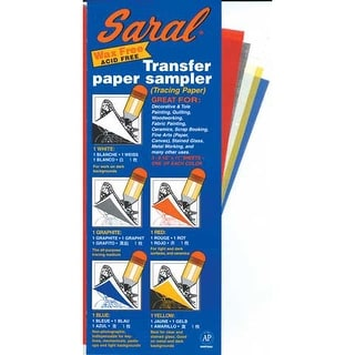 Saral - Transfer Paper Assortments - Tole & Craft Kit