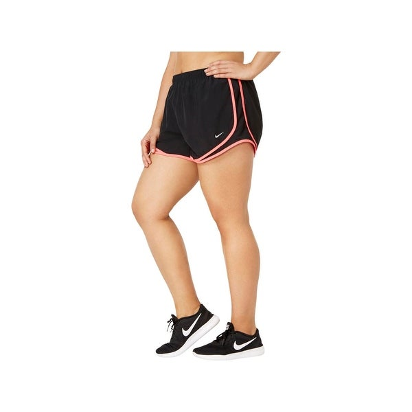 a7a1fc72f79 Shop Nike Womens Plus Tempo Shorts Running Fitness - Free Shipping ...
