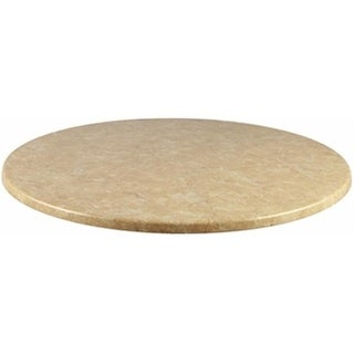 Source Contract 42 in. Duratop Round Table Top, Suno Stone