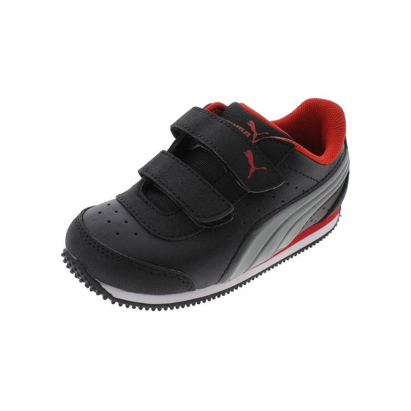 456bf84f4d9 Shop Puma Boys Speed Athletic Shoes Lightweight Low Top - Free ...