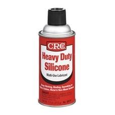 CRC 05074 Heavy Duty Silicone Multi Use Lubricant, 7.5 Oz.