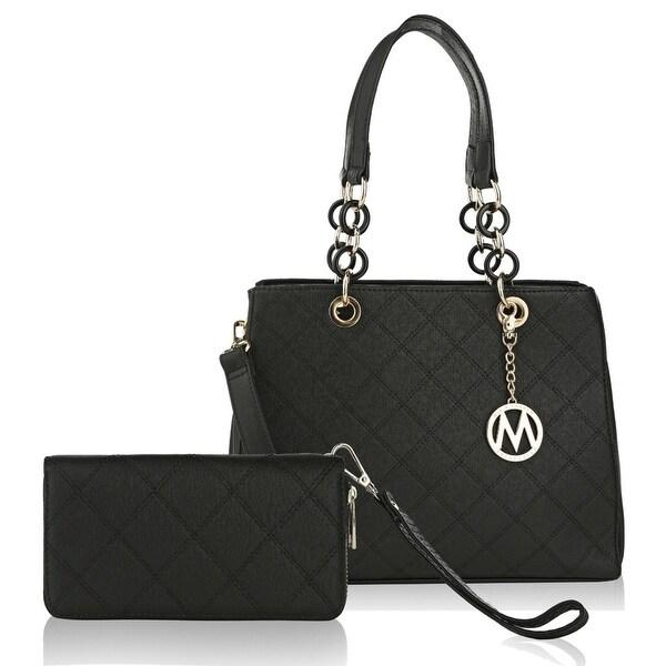 393c049f5b06 MKF Collection Chantelle Shoulder Bag & Free Wallet by Mia K. Farrow