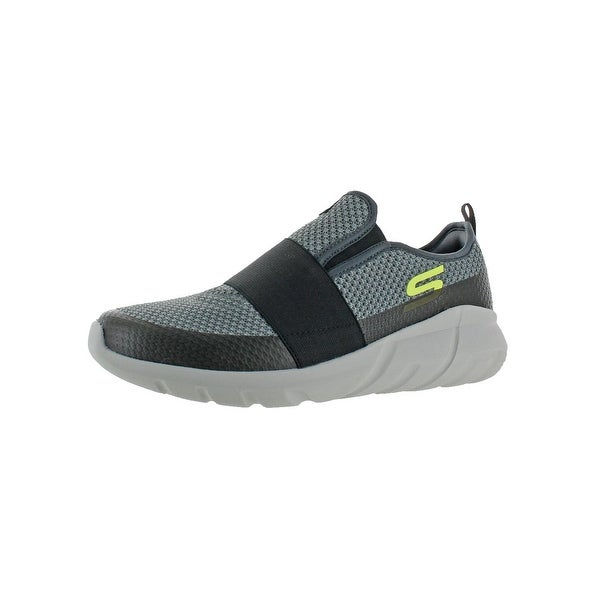 Shop Skechers Mens Dilley Sneakers Air Cooled Memory Foam