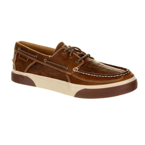 Durango Casual Shoes Mens Music City Rubber Grand Ol' Brown