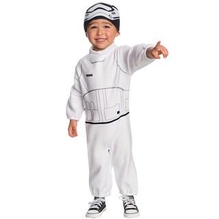 Rubies Star Wars VII Stormtrooper Toddler Costume - White