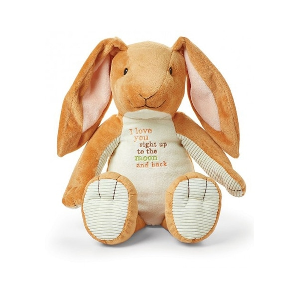 Guess How Much I Love You Nutbrown Hare Floppy Bunny Plush