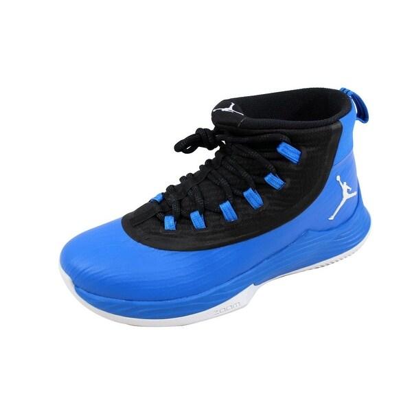 Shop Nike Men's Air Jordan Ultra Fly 2 Soar/White-Black - 897998-402 - On Sale - Soar/White-Black - 21141983 603249